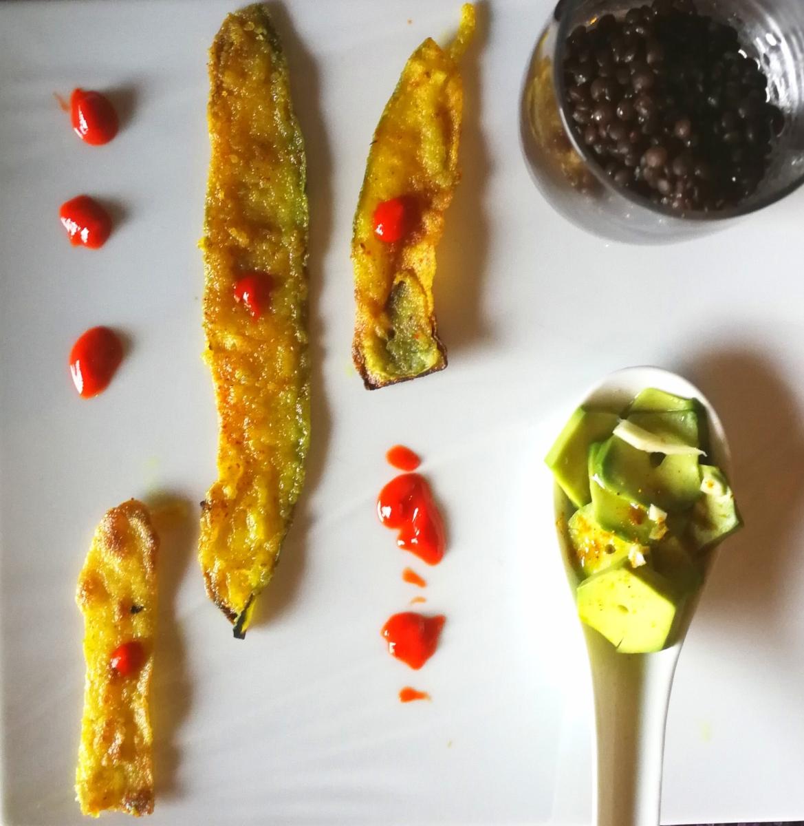 Leçon n° 1 : Filet d'Eglefin et son gratin de légumes healthy