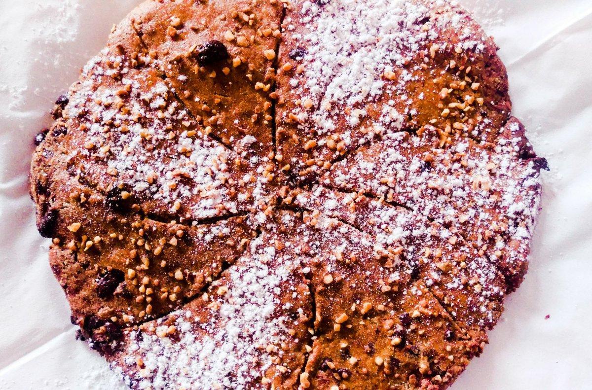 Mon Gâteau des rois ou reines gluten-free