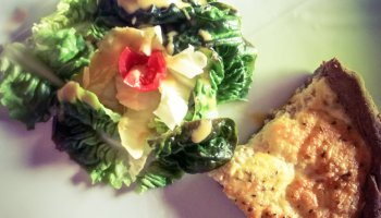 Leçon n°13:Mes tartes fromages-crème d'amande bio gluten-free...