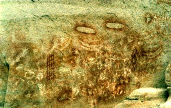 Aboriginal_art_Carnarvon_Gorge