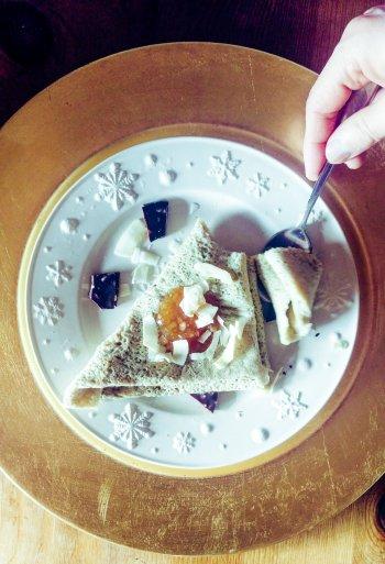 Leçon 12: Mes crêpes Paul Bocuse revisitées  gluten-free!!!