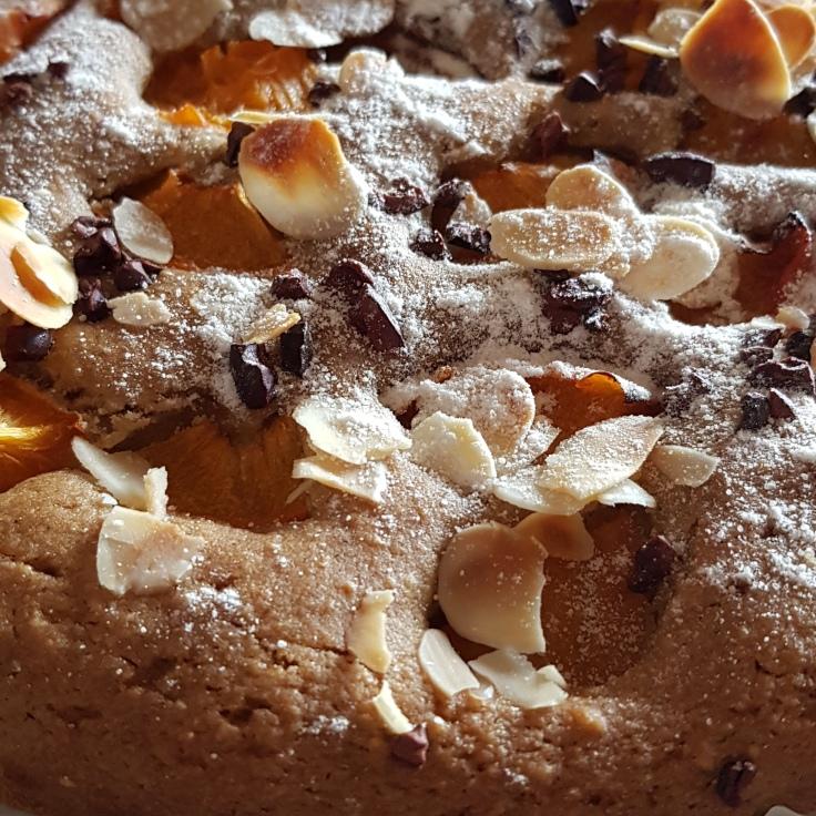 moelleux aux abricots et amandes gluten free